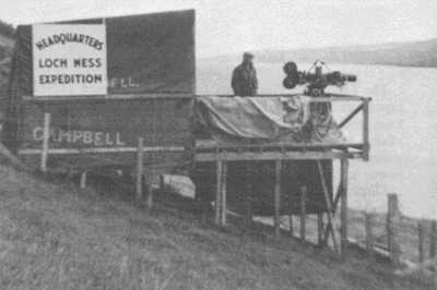 Loch Ness Phenomena Investigation Bureau Fixed Camera Location